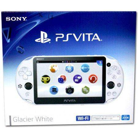 Sony PSVITA 2000 Mod(Include Game) Free 128 GB Memory Card + Accessories Full Set(White)