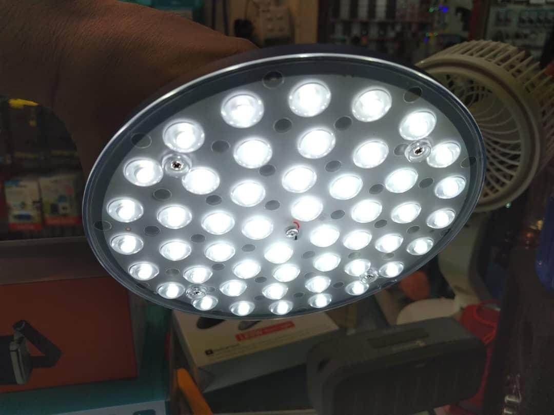 ORIGINAL ULTRA THIN RECHARGEABLE JAPAN MADE 300W UFO LED SUPER Light ( **LIMITED TIME OFFER**)