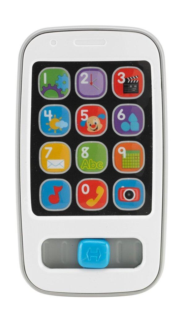 Fisher Price Fp Lnl Infant Learn Smart Phone Infant Toy ( 6 - 36 Month )