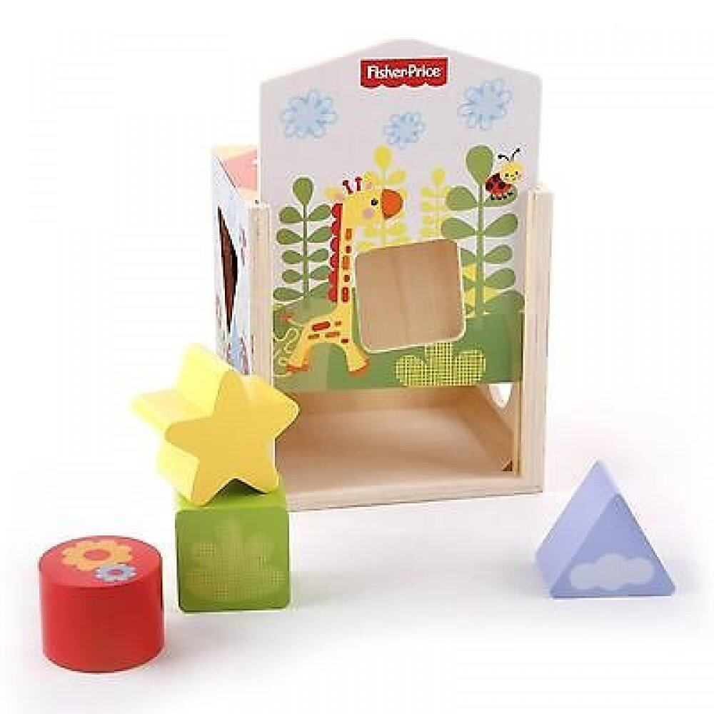 Fisher-Price PLAY CUBE IN HOUSE SHAPE FP-1007 (12month +) Toys for boys