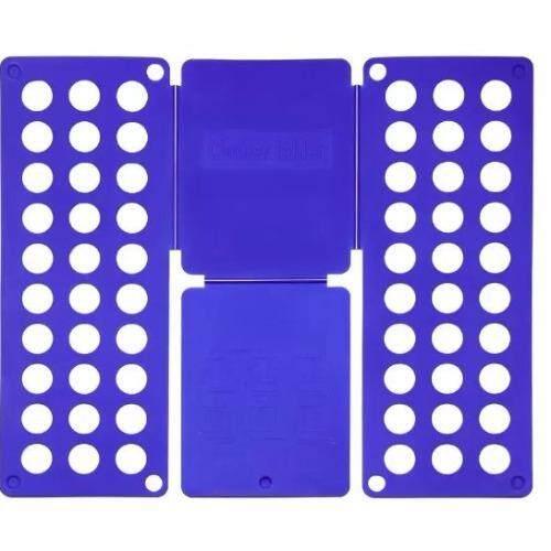 Flip n' Fold Laundry Butler Clothes Folder (Random Colour)