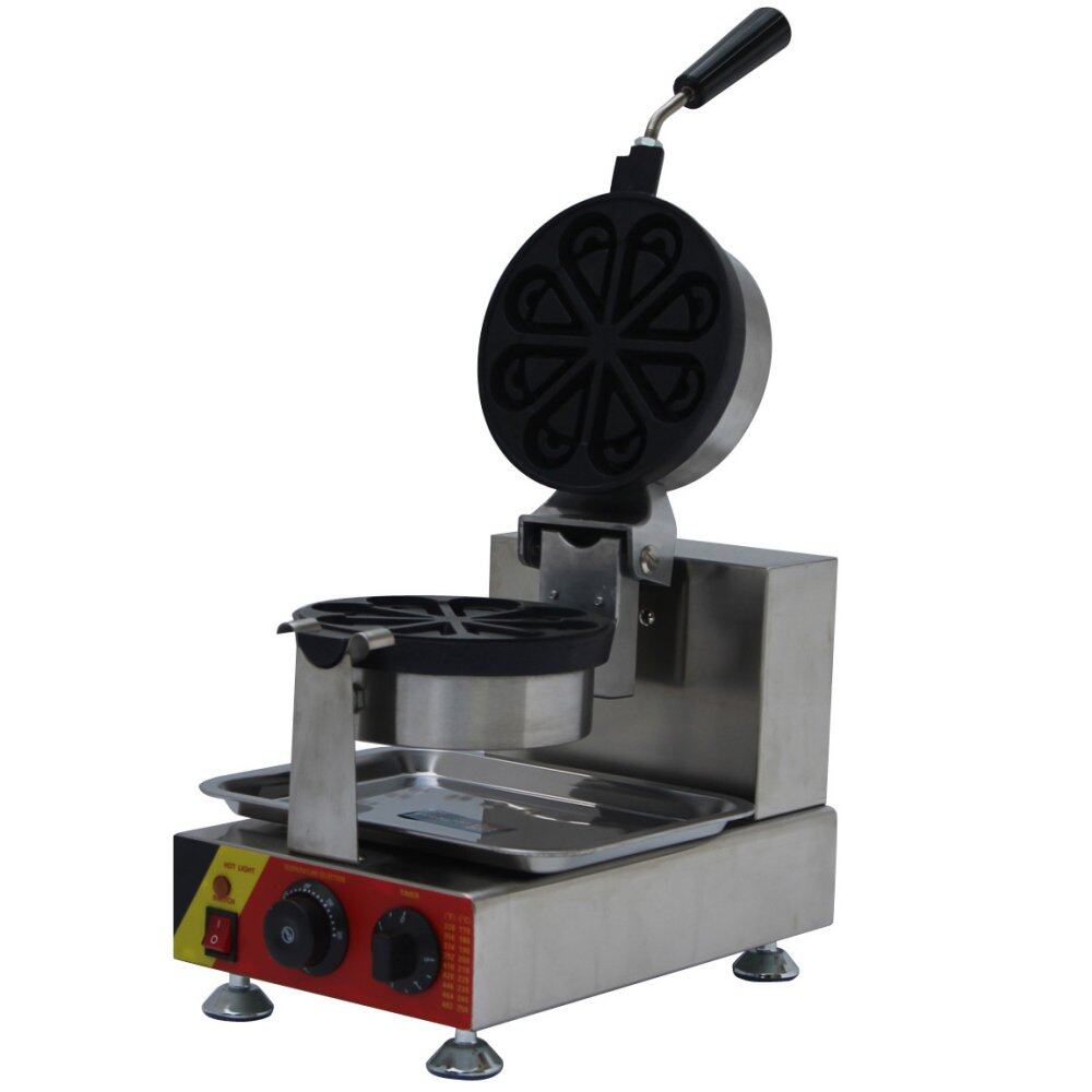 Fresco FNP-689 Waffle Flower Water Tear Maker Machine Electric