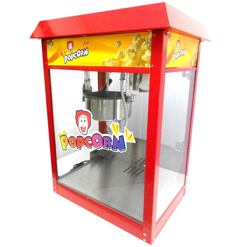 Fresco Pop Corn Maker Machine Commercial Electric