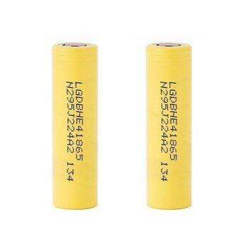 Genuine LG 18650 HE4 2500MAH 35A High Drain e-Cig IMR Battery