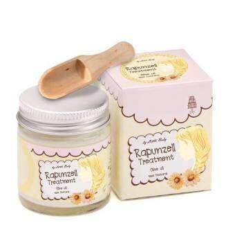 [Little Baby Cream Thailand] Rapunzell Treatment Hair Treatment Product 200g