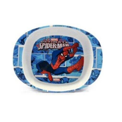 Marvel Spiderman 6.5 Inches Double Handle Bowl - Blue Colour