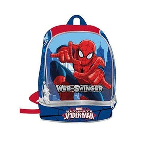 Marvel Spiderman Lunch Bag - Blue And Red Colour