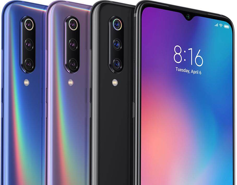 [MY SET] Xiaomi Mi 9 (6GB+128GB) Smartphone Original Malaysia Warranty