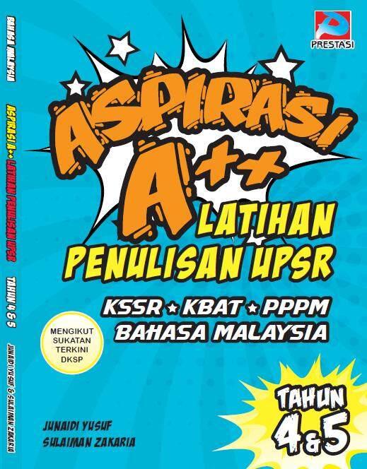 Aspirasi A++ Latihan Penulisan UPSR Tahun 4 & 5