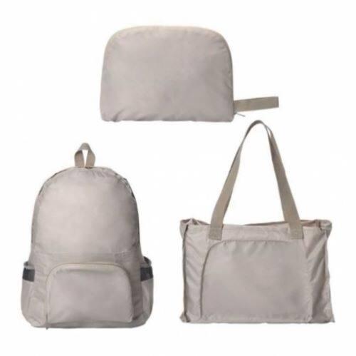 Ready Stock - Magic Back Pack Bag Transfer to Shoulder Bag