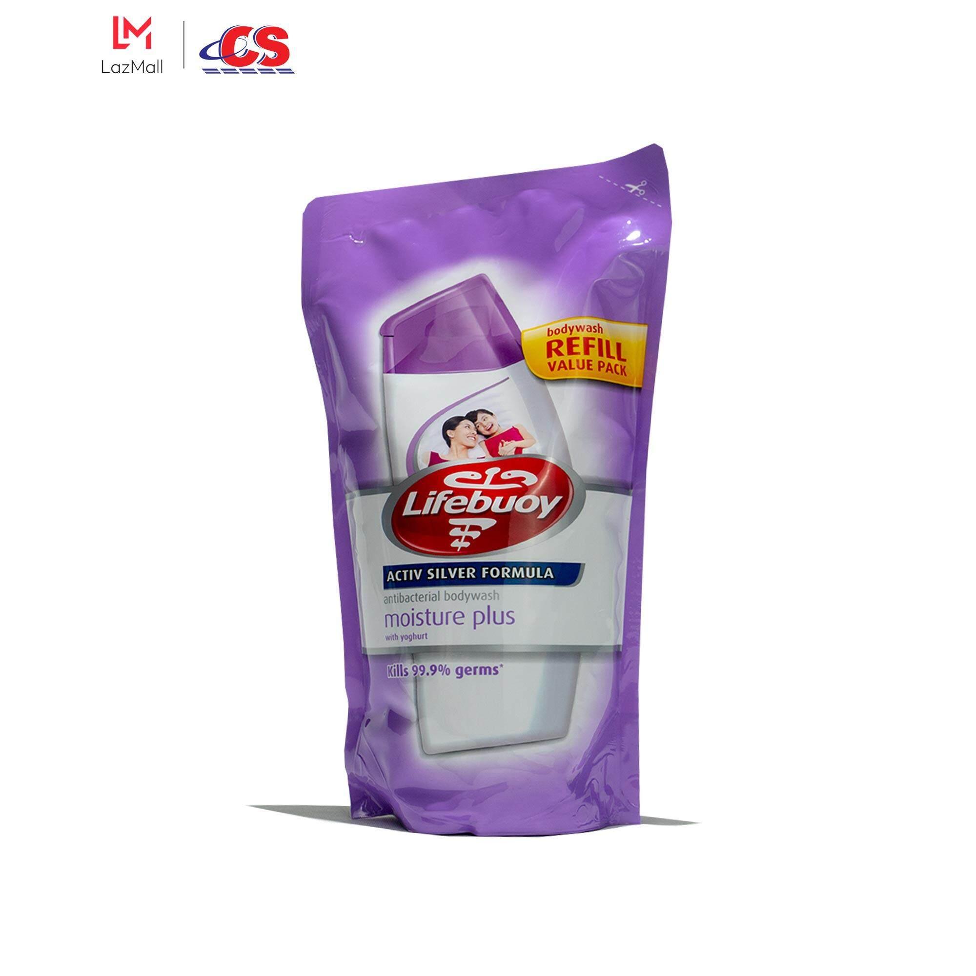 LIFEBUOY Bodywash Moisture Plus Refill 850ml