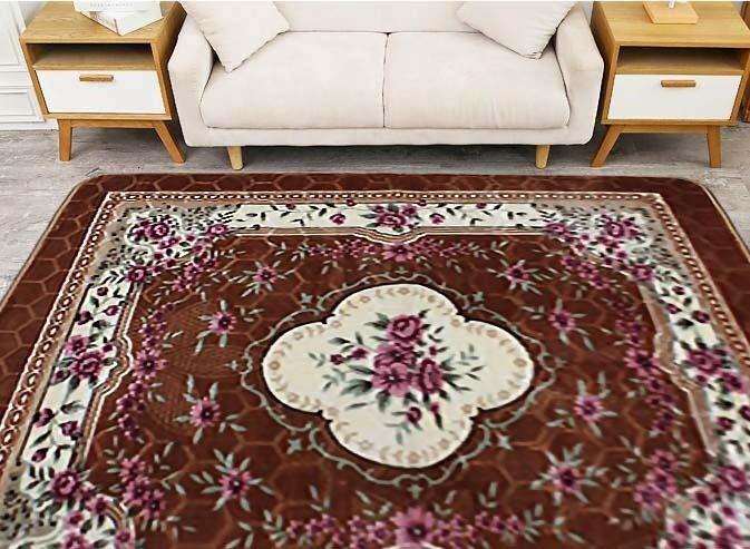Karpet Baldu Timbul Mink Tebal (190 cm x 210 cm)