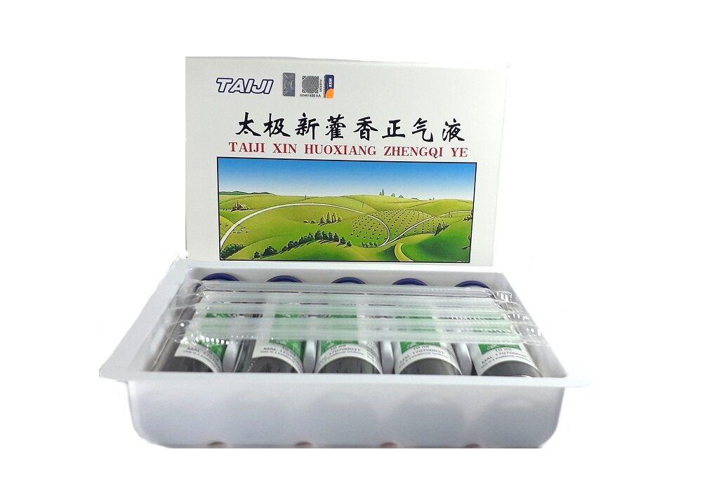 TAIJI XIN HUOXIANG ZHENGQI YE 10 ML X 5 BOTOL