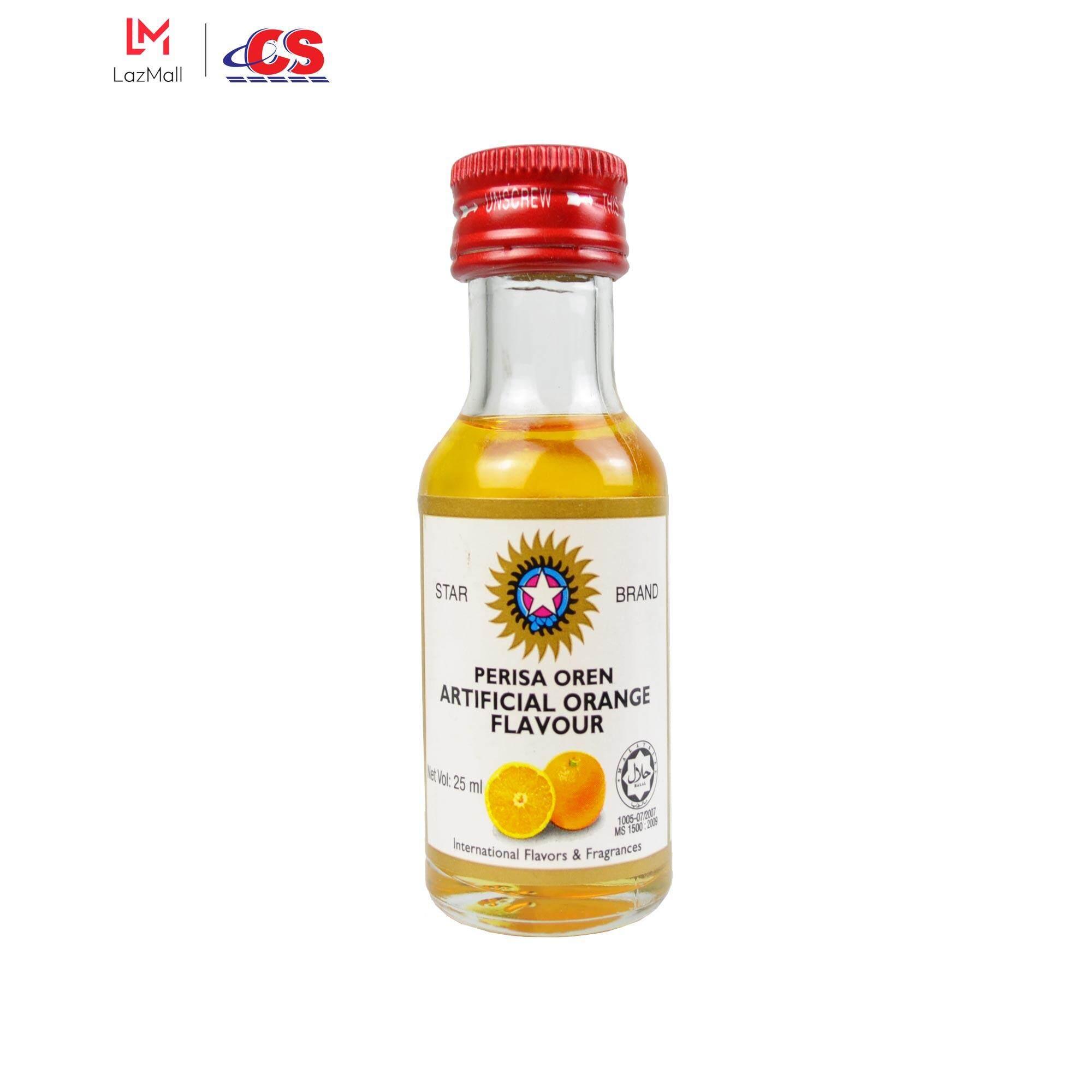 STAR BRAND Orange Flavoring Liquid 25ml