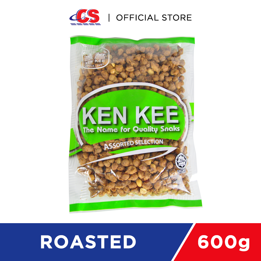 KOW KOW Roasted Peanut Original 600g