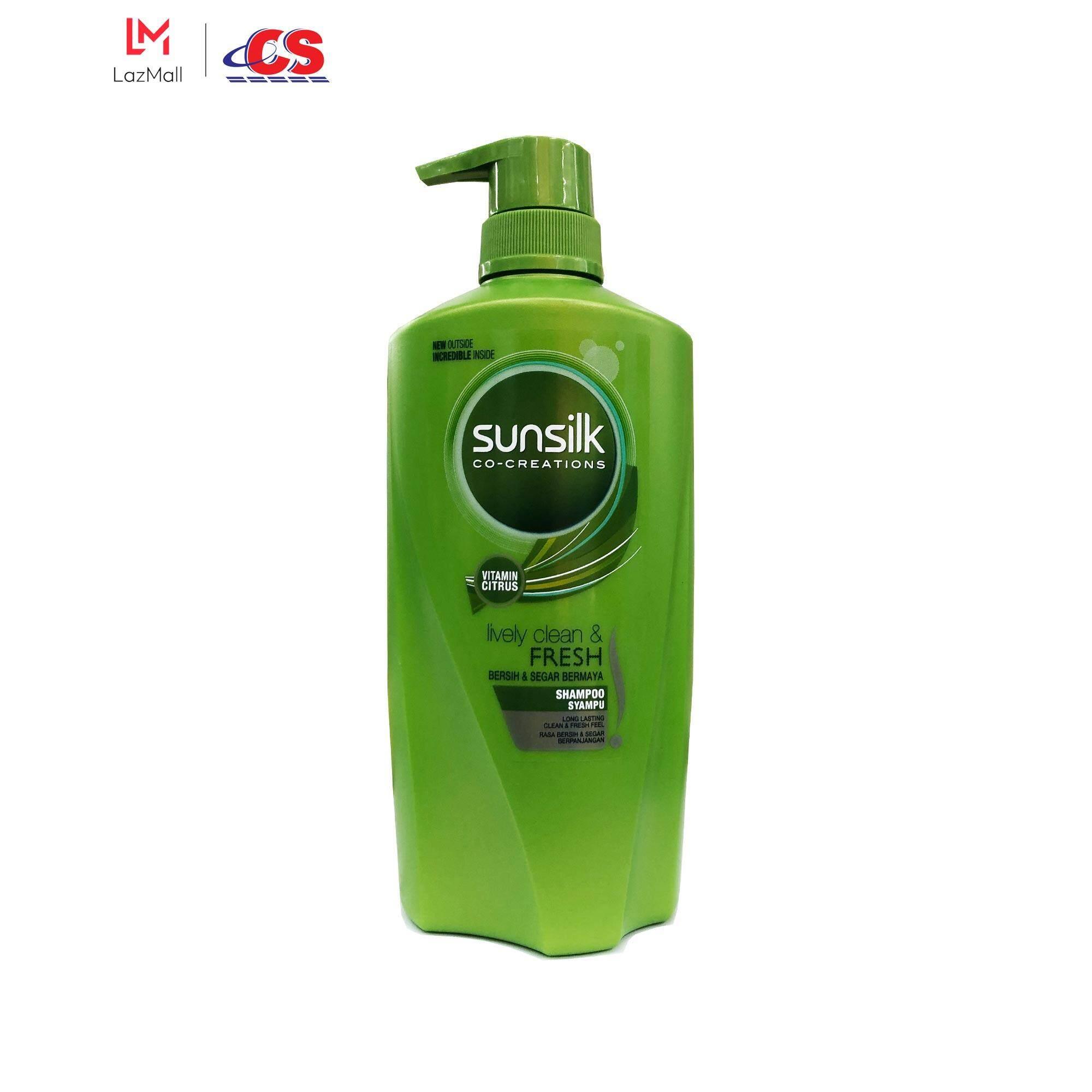 SUNSILK Shampoo Lively Clean and Fresh 650ml