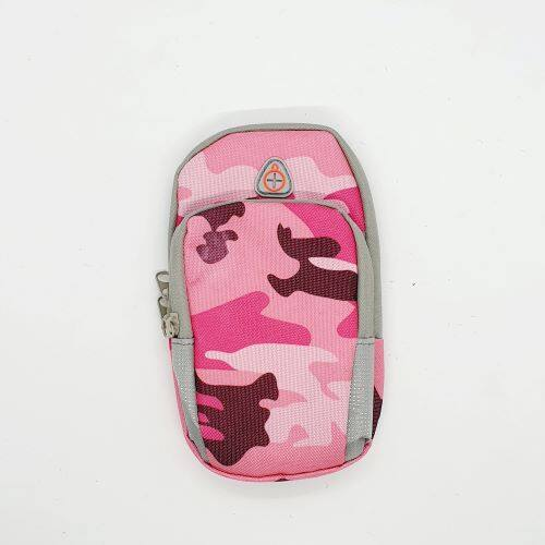 Ready Stock- Thick Arm Band Bag 2 Compartments Sports Running Climbing Jogging