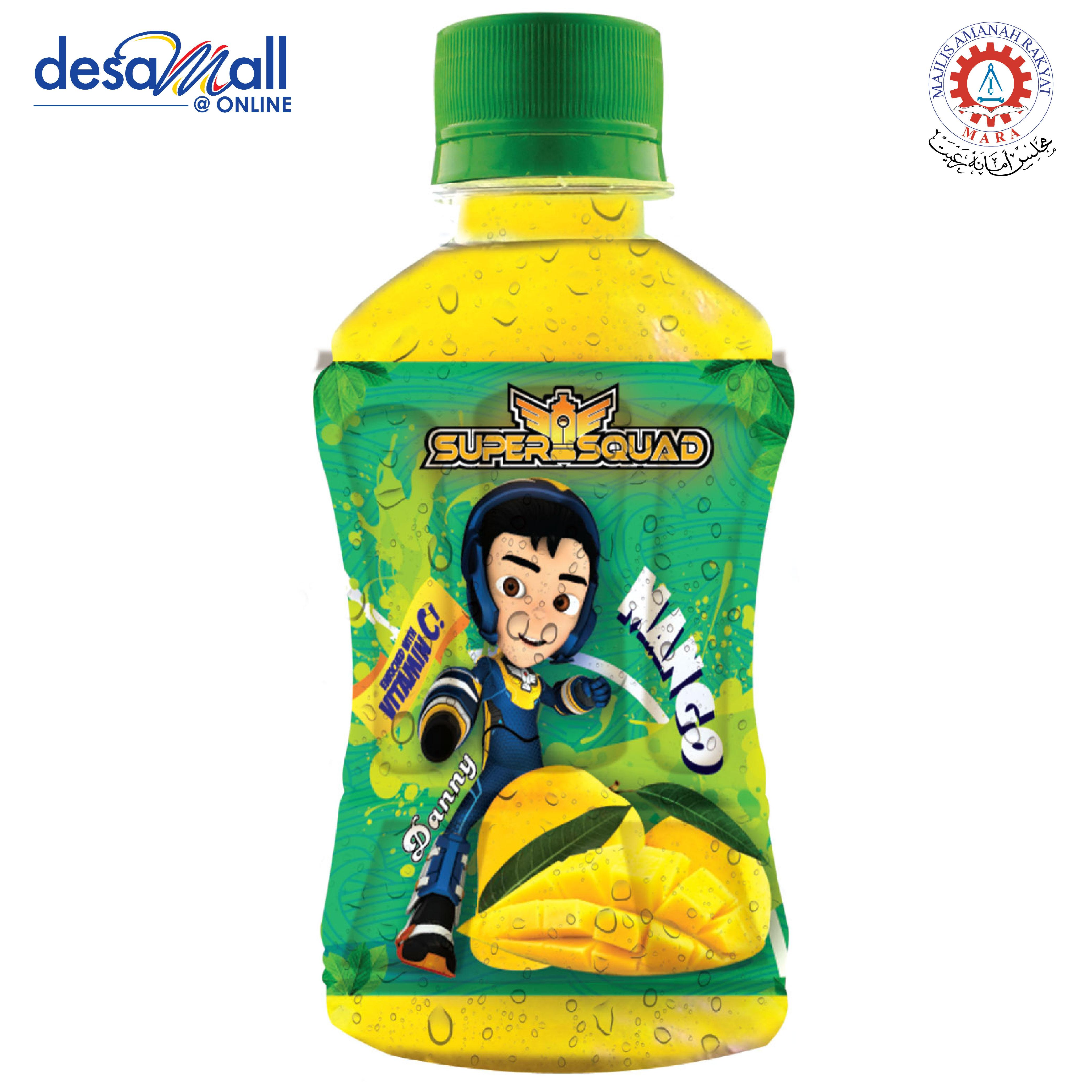 Kincirmas Supersquad Mango (280 ml)