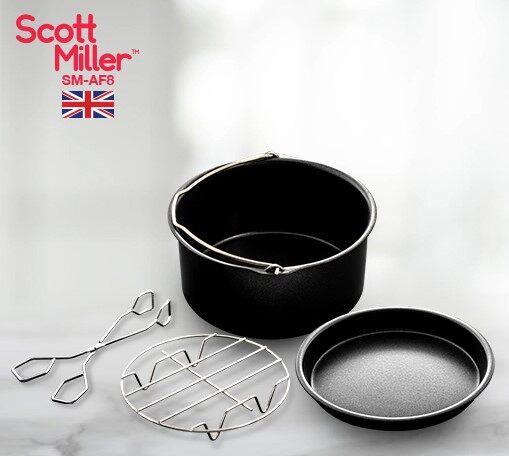 Scott Miller Air Fryer Accessories Premium Set