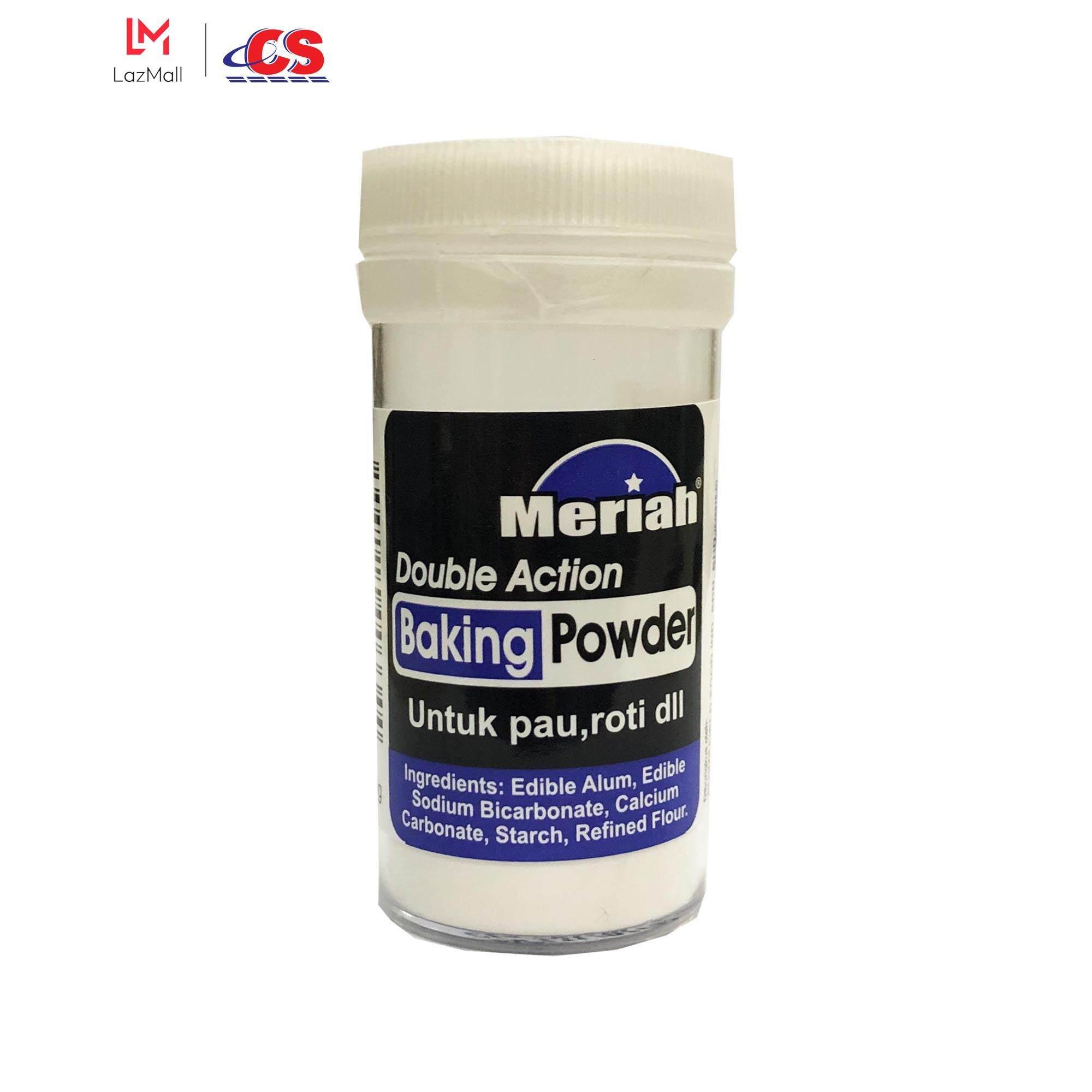 MERIAH Double Action Baking Powder 40g