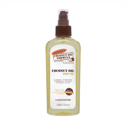 PALMER'S COCONUT OIL BODY OIL 150ML