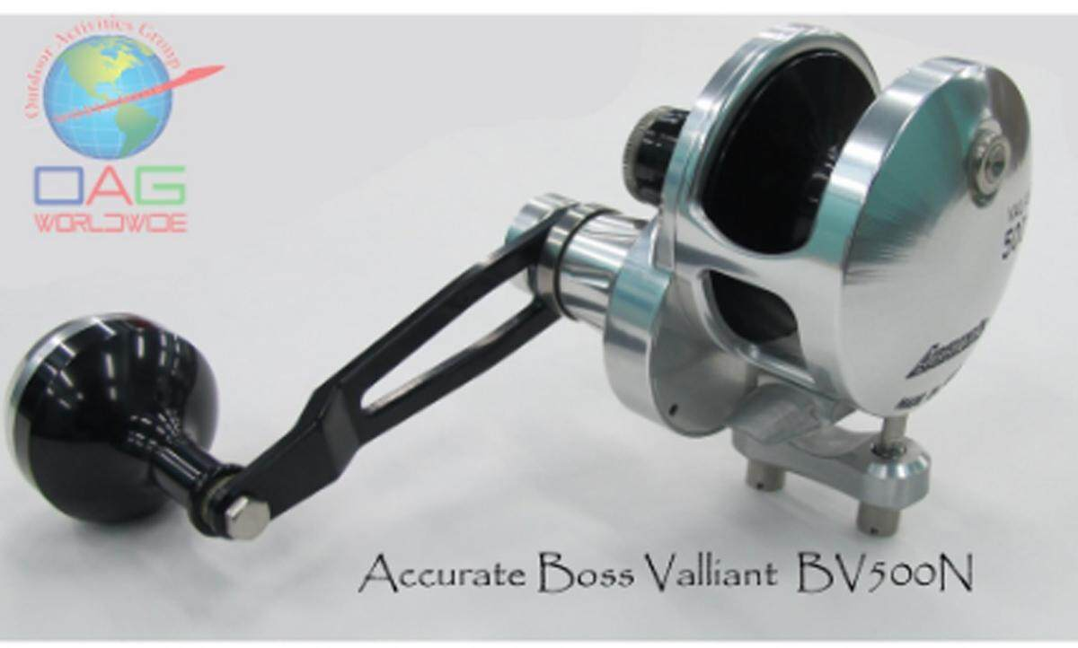 Accurate Boss Valiant BV-500