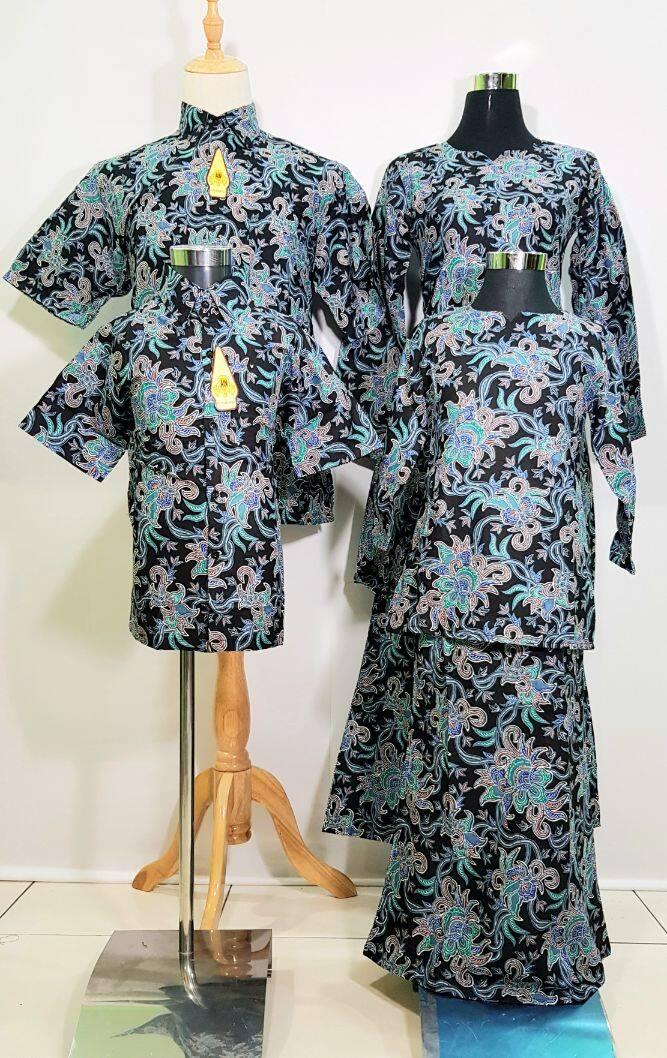 [Hot Sale] B-BOW Batik Baju Kurung 100% Cotton Special Edition for Raya 2020
