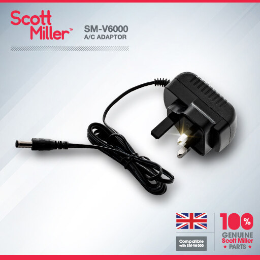 Scott Miller SM-V6000 Accessories - A/C Adaptor