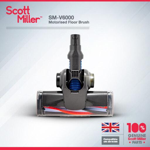 Scott Miller SM-V6000 Accessories - Motorised Floor Brush