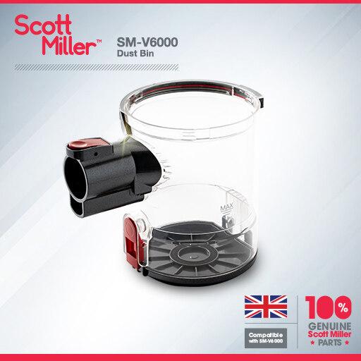 Scott Miller SM-V6000 Accessories - Dust Bin