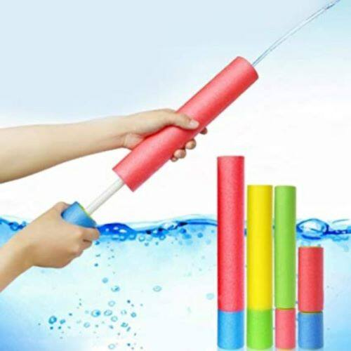 Ready Stock - Colorful Water Gun Water Jet 35 cm