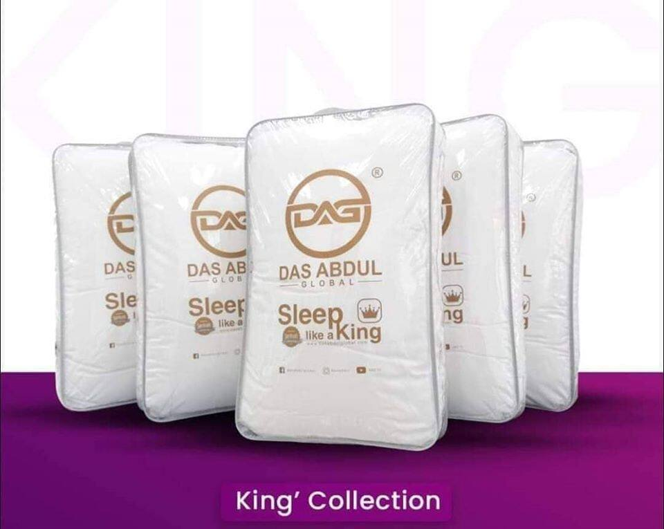 Bantal Hotel DAG Cuboid Pillow King's Collection