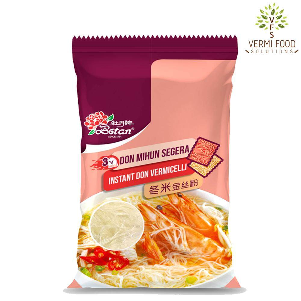 Botan Instant Don Vermicelli 160g (No Seasoning)
