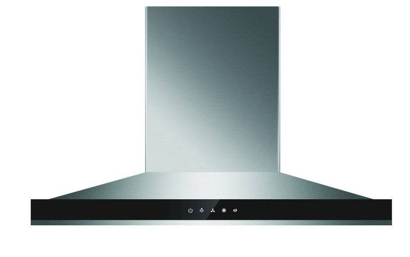 Firenzzi FCH-9311 Intelligent Series Cooker Hood with 1 Year Warranty (High Suction Power & Soft Touch Control)