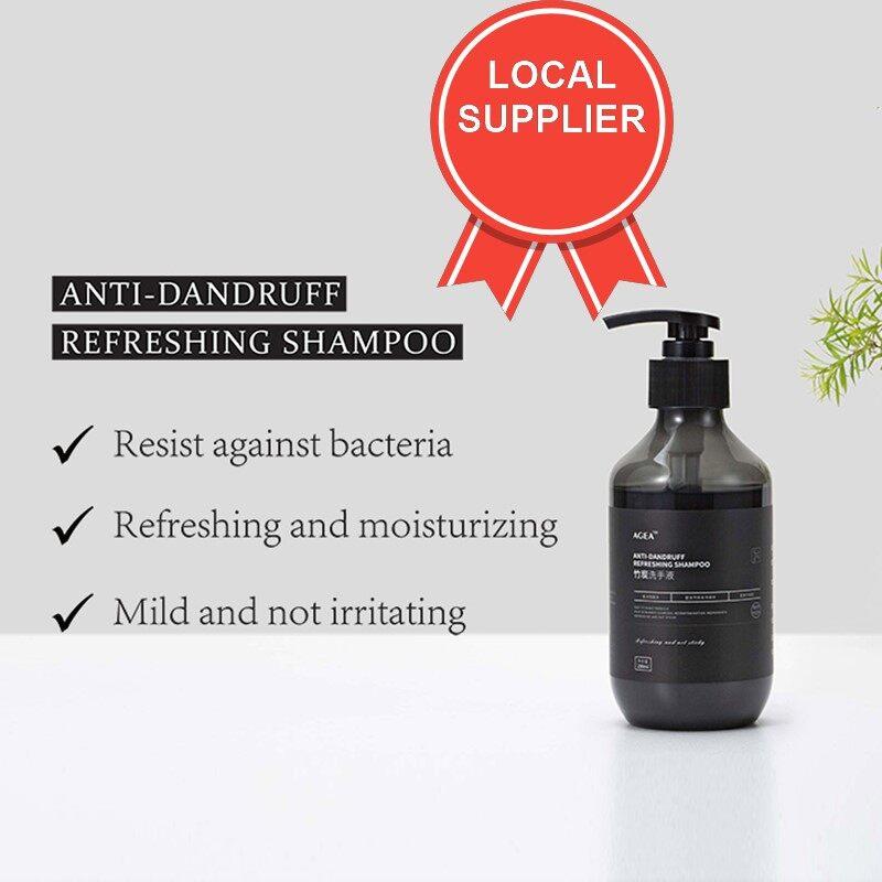 2 bottles AGEA-Bamboo-Charcoal-Hand-Sanitizer  - 250ml  x 2