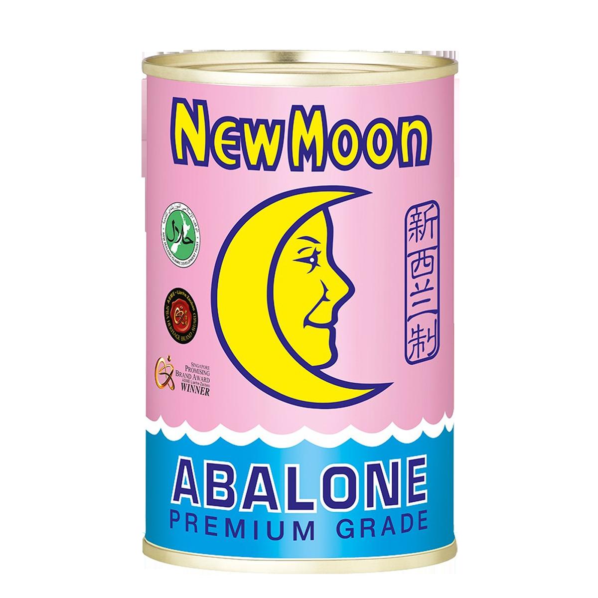 New Moon Abalone Premium Grade 425g