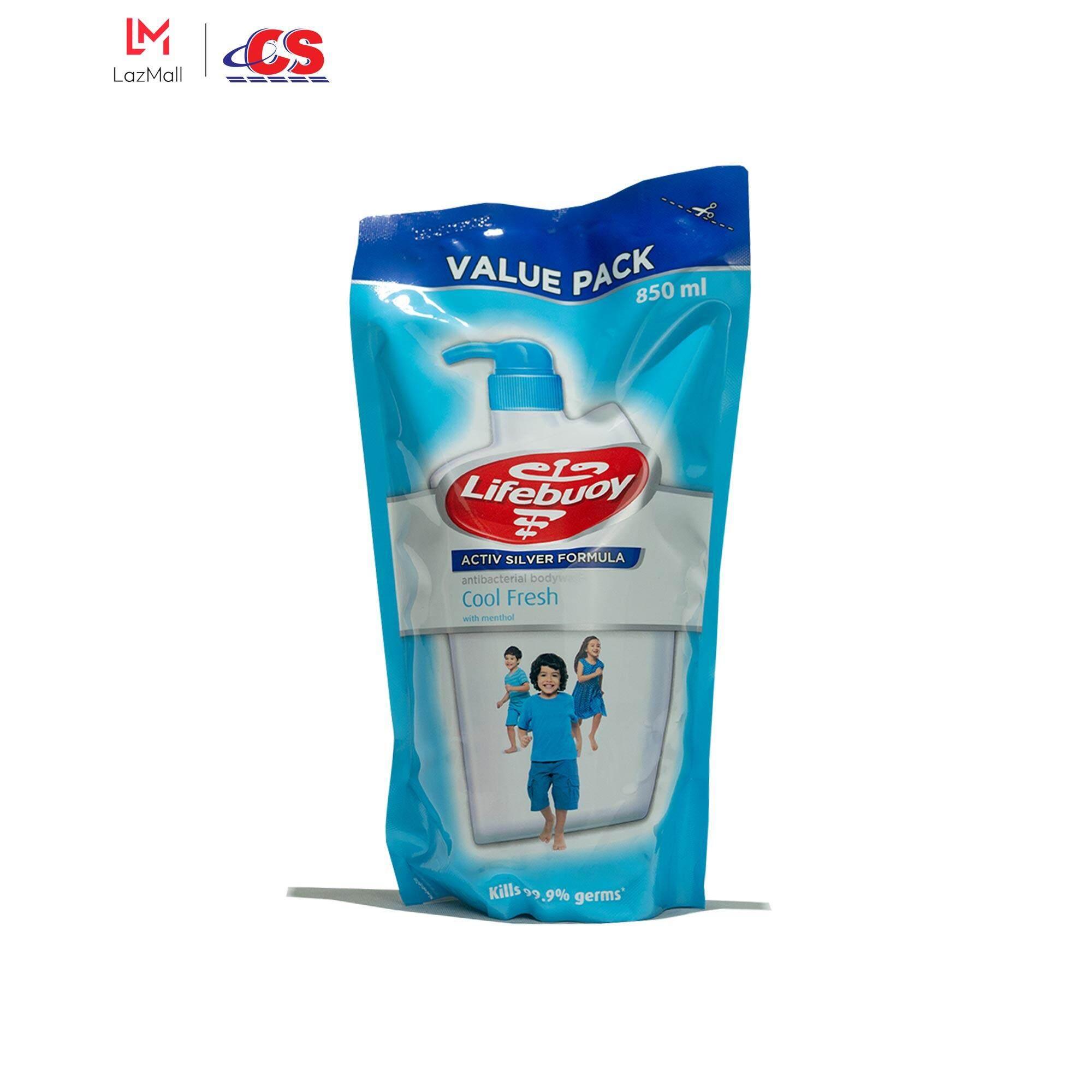 LIFEBUOY Bodywash Cool Fresh Refill 850ml