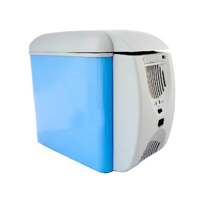 Mini Fridge Freezer (Blue)