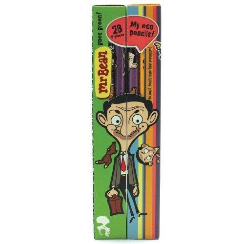 Mr.Bean 9 Sticks Eco 2B Pencil Set