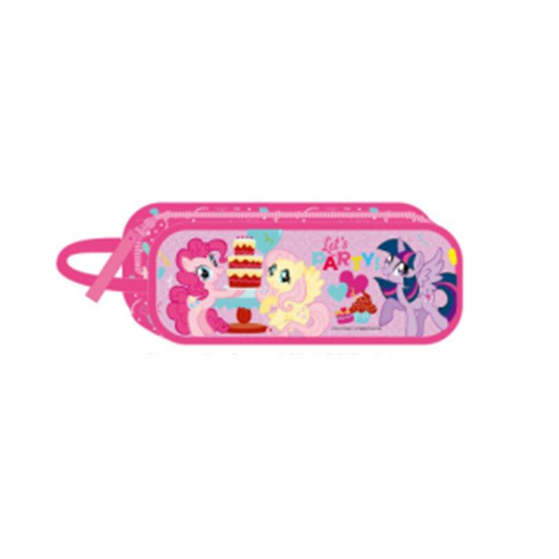 My Little Pony Rectangular Pencil Pouch - Pink Colour