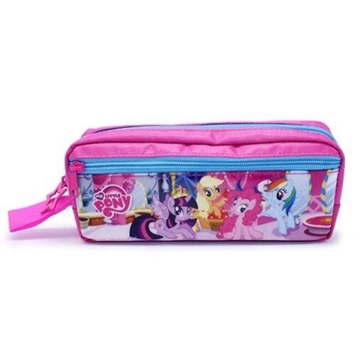 My Little Pony Square Pencil Bag - Pink Colour