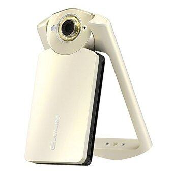 (Official)Casio Exilim High Speed EX-TR60 Self-portrait /Selfie Digital Camera (Silky White)(MACRO MALAYSIA 18 MONTHS WARRANTY)