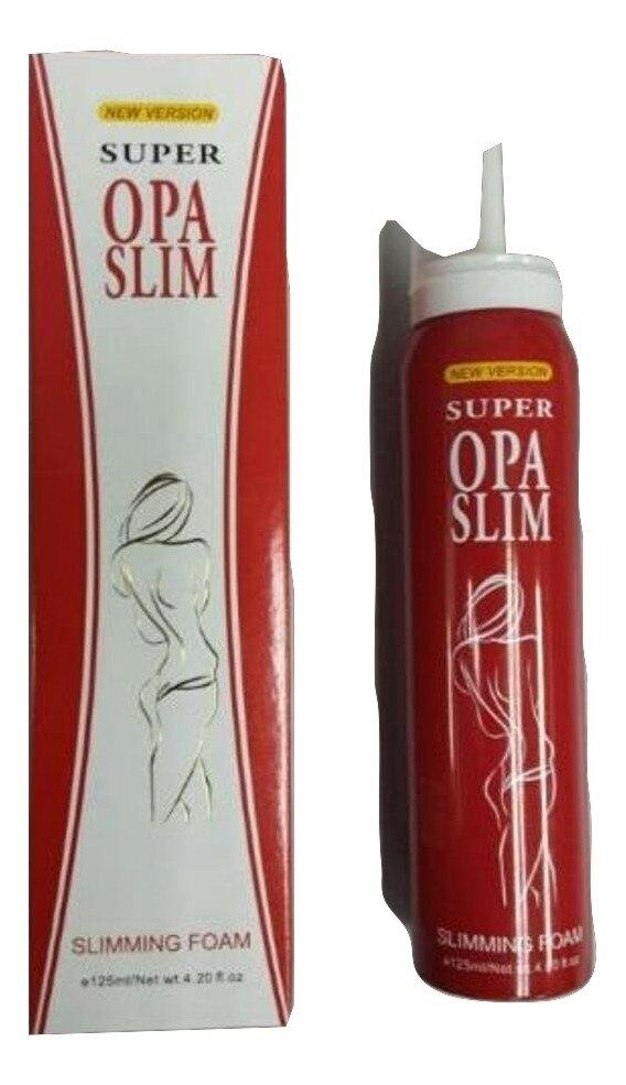 Opa Beauty Slimming Foam