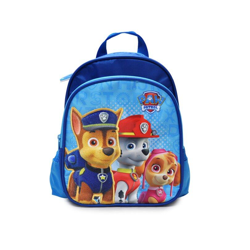 Paw Patrol Backpack School Bag 10 Inches - Blue Colour
