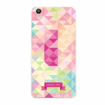 ... BUILDPHONE Plastic Hard Back Phone Case for Sony Xperia C3 Multicolor