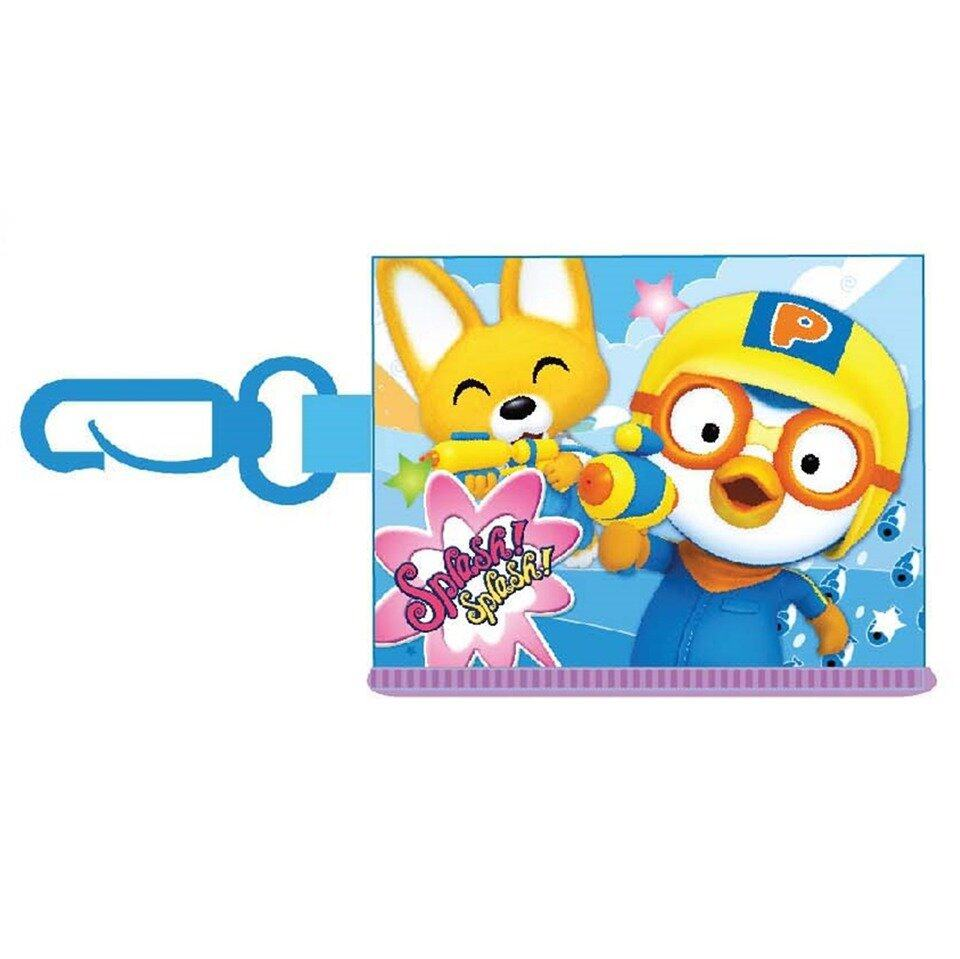 Pororo Coin Purse With Hook