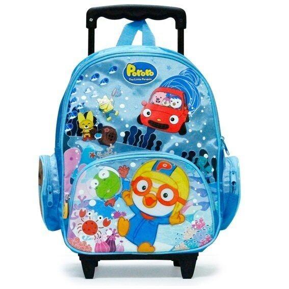 "Pororo Trolley Bag 14"""