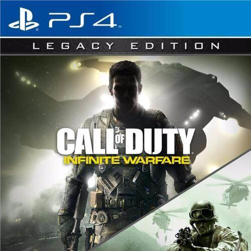 Call of Duty: Infinite Warfare Legacy Pro Edition (PS4)