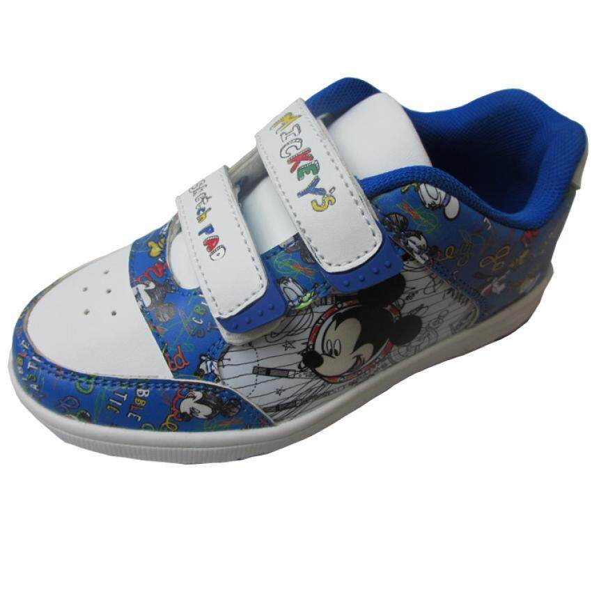 Disney Mickey Sport Shoes 5yrs to 9yrs - Blue Colour