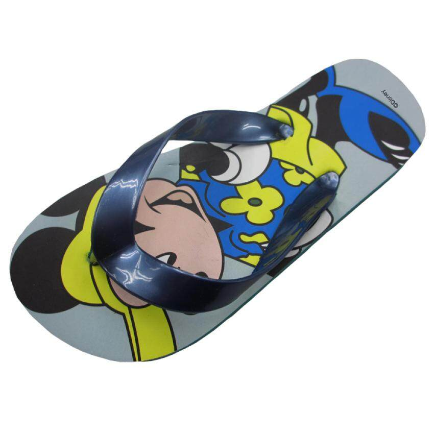Disney Mickey Slippers 6yrs to 10yrs - Blue Colour
